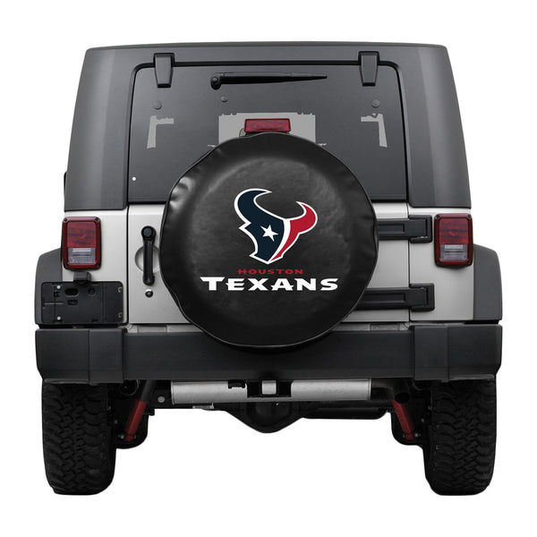 Houston Texans Tire Covers
