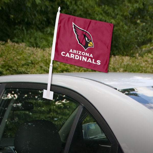 Arizona Cardinals Car Flag