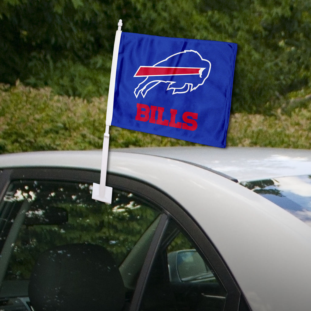 Buffalo Bills Car Flag