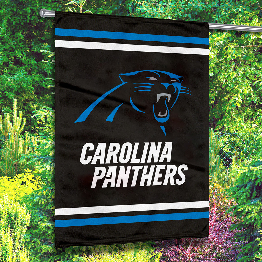 Carolina Panthers Premium 2-Sided House Flag (Made in the USA)