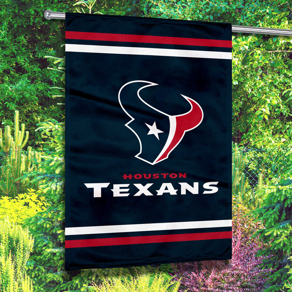Houston Texans Premium 2-Sided House Flag (Made in the USA)