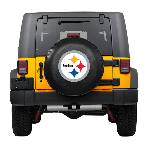 Pittsburgh Steelers Logo Tire Covers