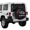 Baltimore Ravens Tire Covers