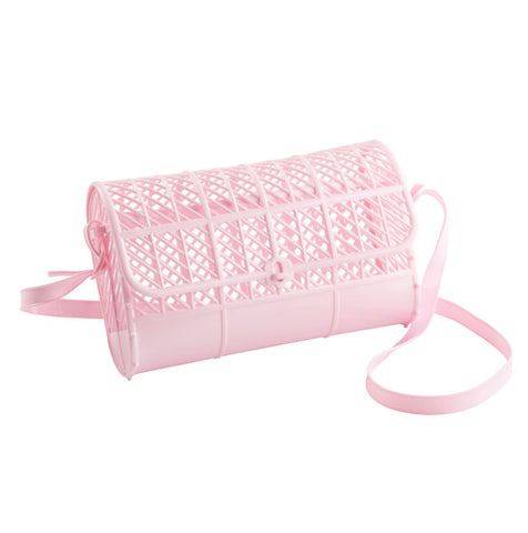 Pink Jelly Purse by Sun Jellies