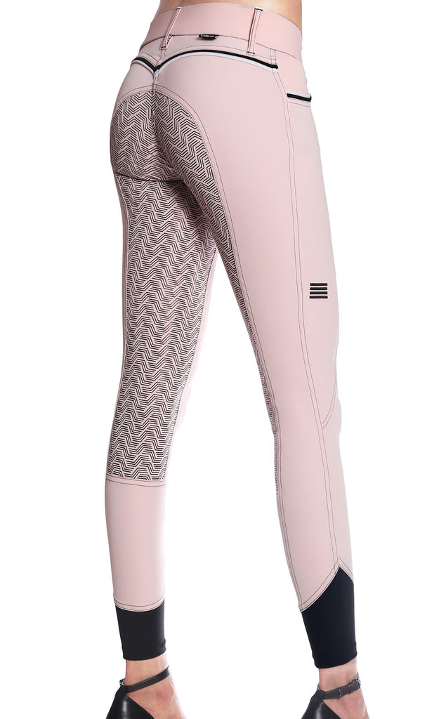 Adena Full Seat Breech Blush
