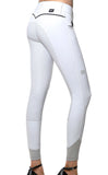 Adena Full Seat Breech White