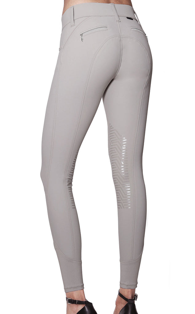 Aubrie Pro Meryl® Knee Patch Breech Beige
