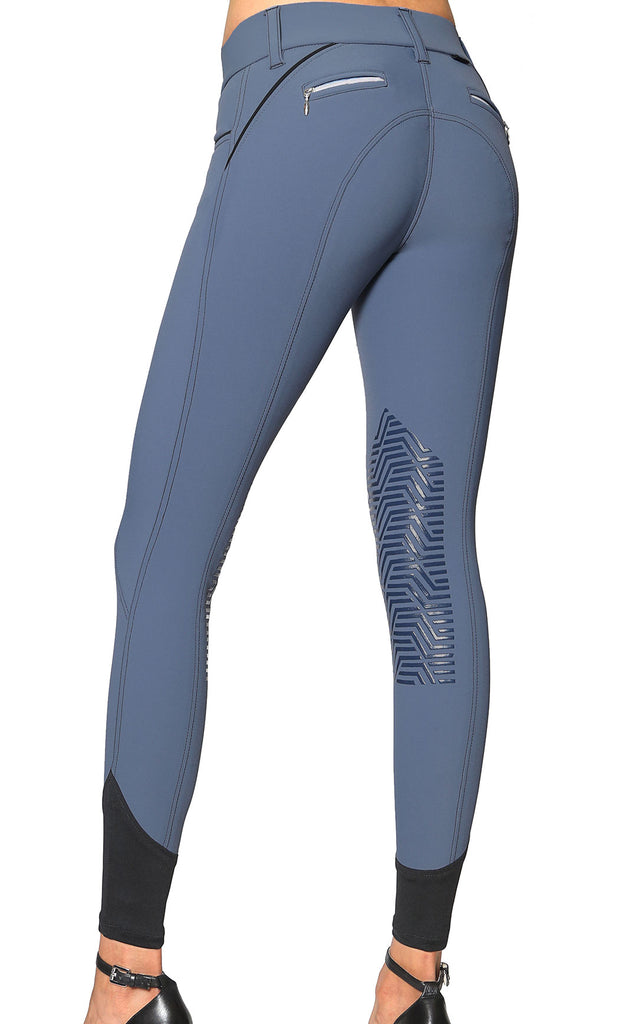 Aubrie Pro Meryl® Knee Patch Breech Moonstone