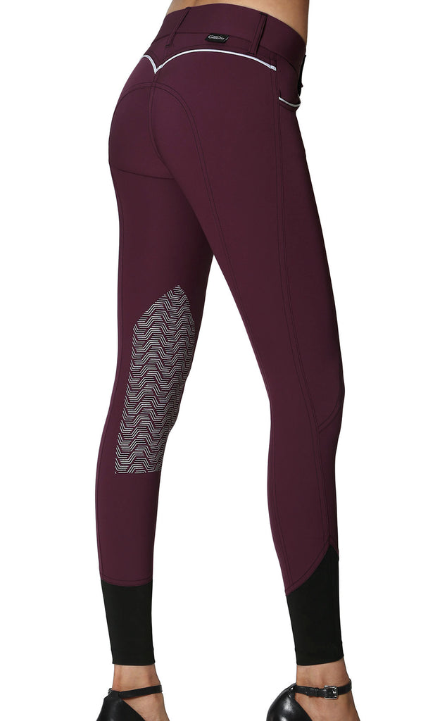 Elara Knee Patch Breech Concord