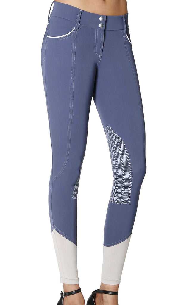 Elara Knee Patch Breech Ocean