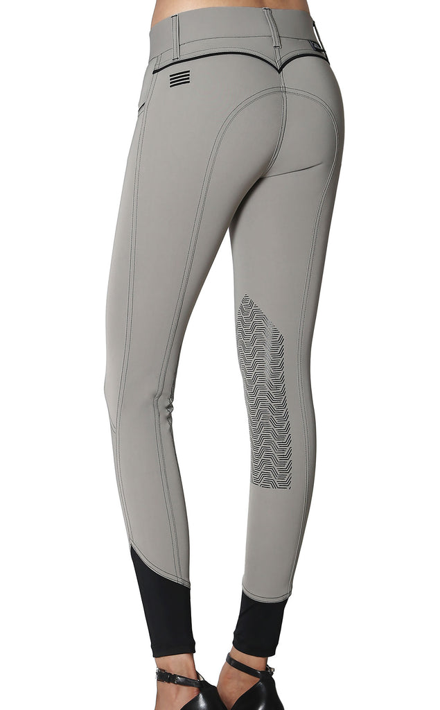 Elara Knee Patch Breech Pistachio (B0020F)