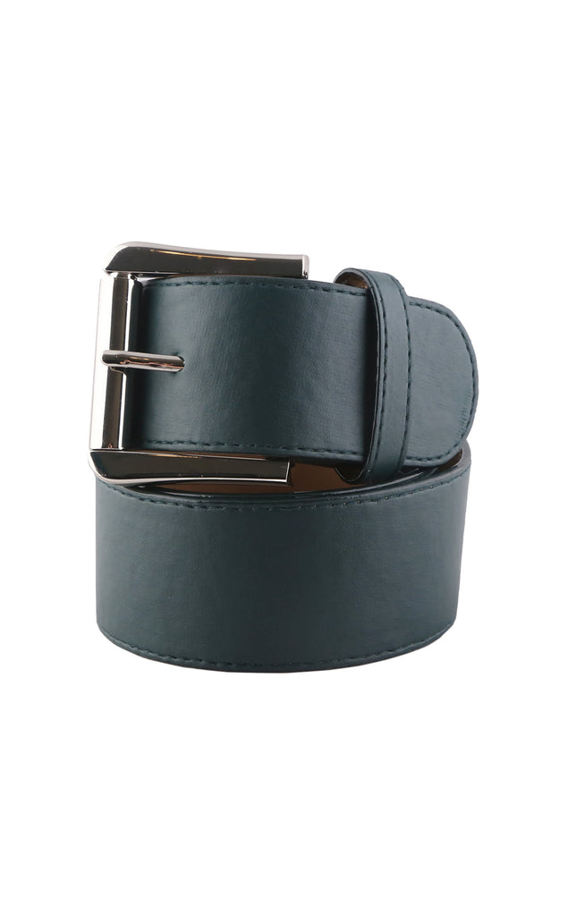 Cruelty Free Belt Emerald