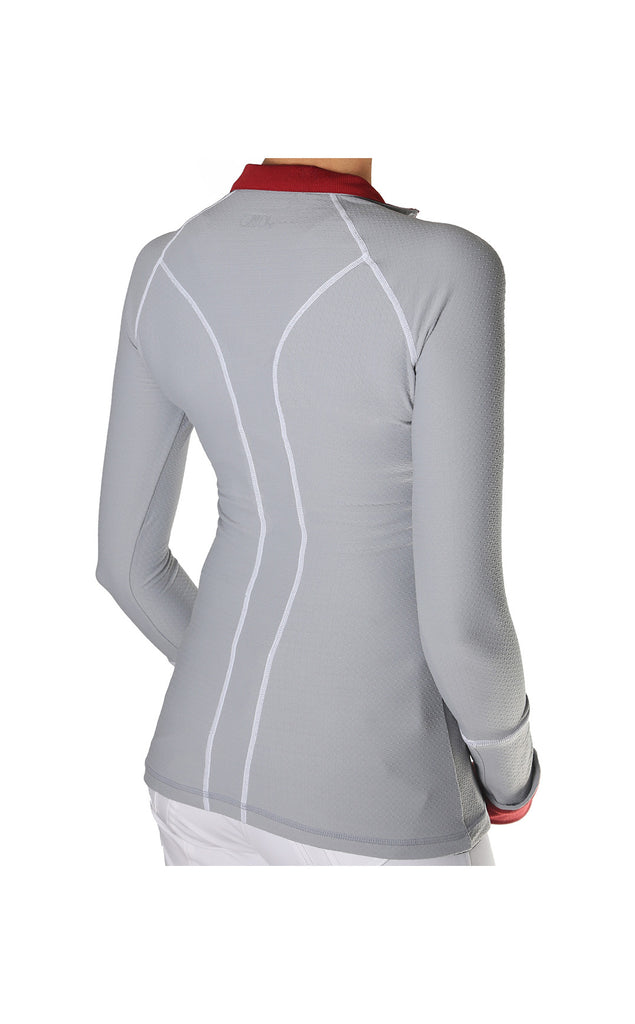 Alia Performance Shirt UPF50+ Grey - T0012C
