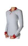 Alia Performance Shirt UPF50+ Grey