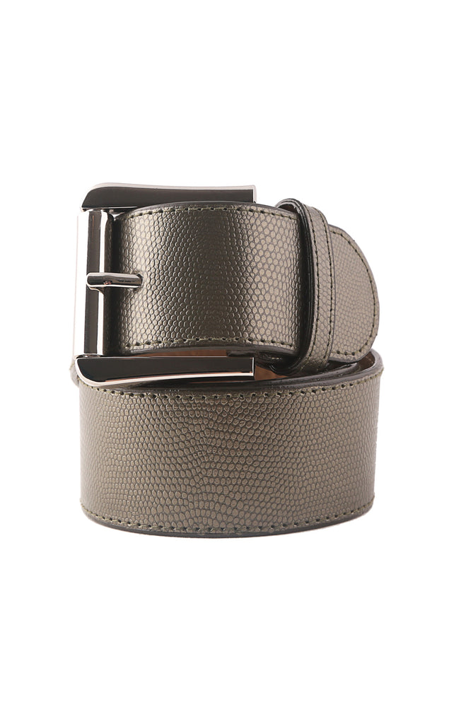Cruelty Free Belts Olive
