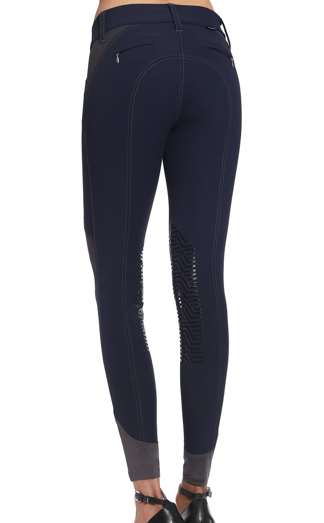 Tinley Pro Meryl® Knee Patch Breech Navy