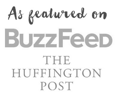 Featured on BuzzFeed and Huffington Post