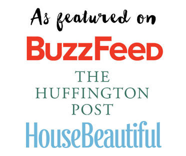 Featured on House Beautiful