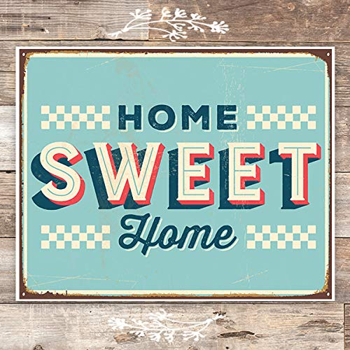 Home Sweet Home Art Print - Unframed - 8x10 - Dream Big Printables