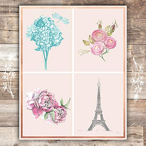 French Accents Art Print - Unframed - 8x10 - Dream Big Printables