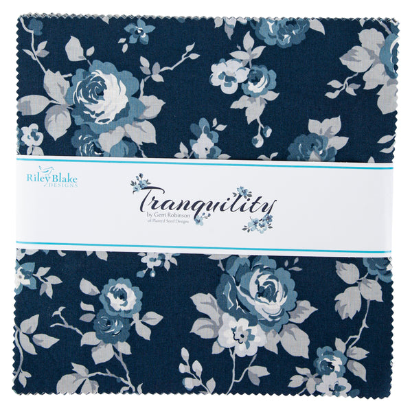 "NEW!  Tranquility 10"" Stacker - 42 pieces"