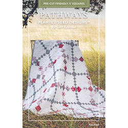 NEW!  Pathways Quilt Pattern (PSD-455P)