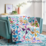 NEW! Spin Me Around Quilt Kit