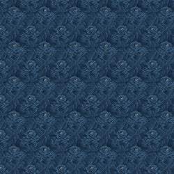 COMING SOON!  Navy Delightful Tapestry (C10253 Navy)