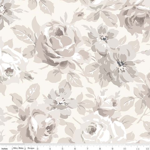 COMING SOON! Cream Serenity Main Print (C8810 Cream)