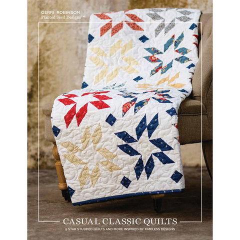 """Casual Classic Quilts"" Book"