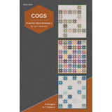 Cogs Quilt Pattern (PSD2-001P)