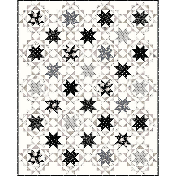 "COMING SOON! ""Crown of Thorns"" PDF Quilt Pattern"