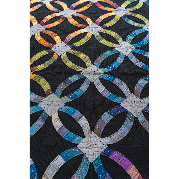 NEW!  Metro Rings Quilt Kit!