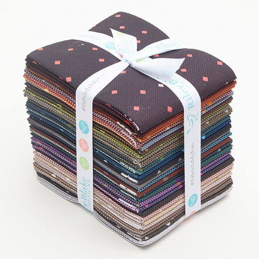 NEW! Gem Stones Fat Quarter (FQ) Bundle - 30 Pieces
