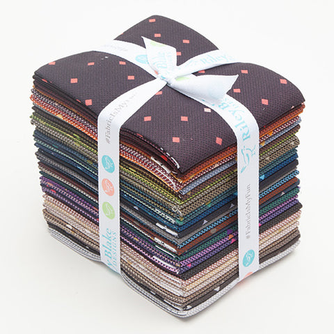 Gem Stones Fat Quarter (FQ) Bundle - 30 Pieces