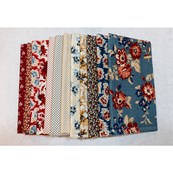 <b>SALE - FADED MEMORIES FABRIC BUNDLE!</b>
