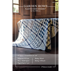 Garden Rows and Scattered Seeds Patterns (PSD-453P)