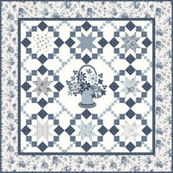 Coming Soon!  Tranquility Hope Quilt Kit!
