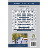 NEW! Majestic All Stars Quilt Pattern (PSD-471P)