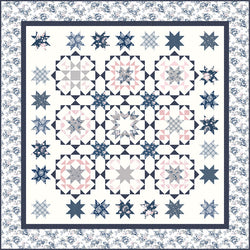 "NEW! ""Majestic All Stars"" PDF Quilt Pattern"