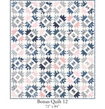 "NEW! ""Majestic Sampler"" PDF Quilt Pattern"