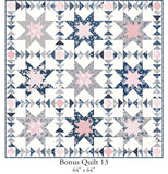 COMING SOON! Majestic Block-of-the-Month Quilt Pattern