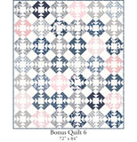 "COMING SOON! ""Majestic Sampler"" Block-of-the-Month PDF Quilt Pattern"