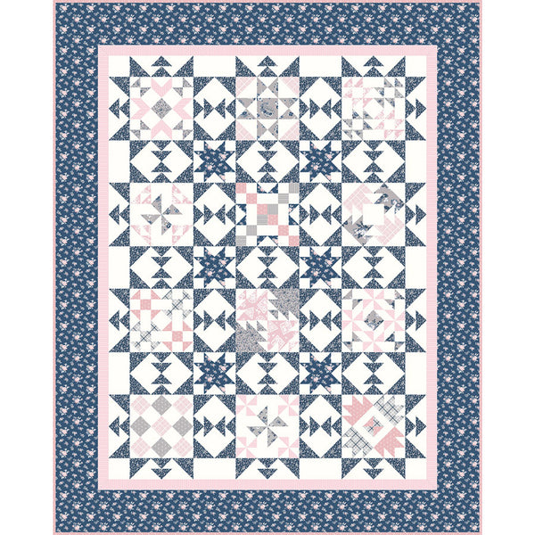 "COMING SOON! ""Majestic Sampler"" PDF Quilt Pattern"
