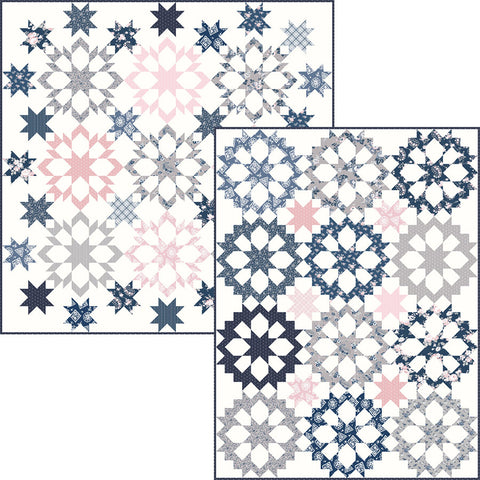 COMING SOON! Shadow Stars and Twinkling Stars Patterns (PSD-466P)
