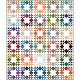 COMING SOON! Criss Cross Stars and Starlights Quilt Patterns (PSD2-005P)