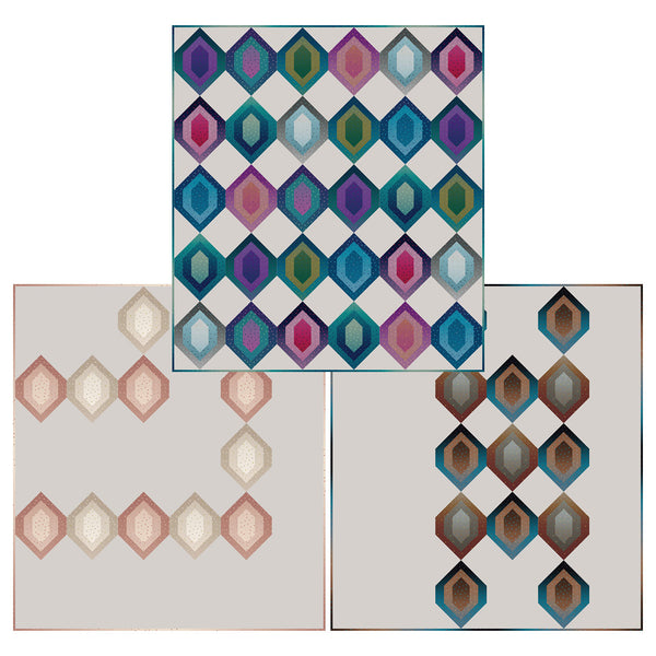 "NEW! ""Layers"" PDF Quilt Pattern"