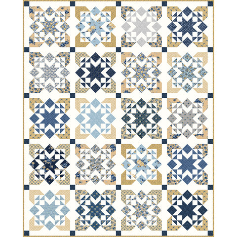 NEW! Perfectly Paired Quilt Kit