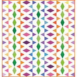 Design 5:  Triangle-in-a-Square Quilt Kit!