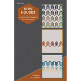 Row Houses PDF Quilt Pattern